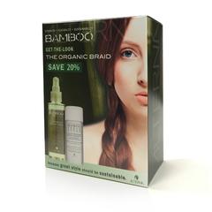 ALTERNA Bamboo Shine The Organic Braid - Набор для создания образа: эко-коса