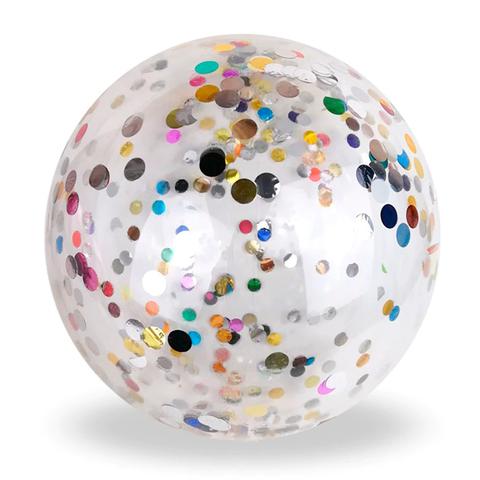 Шар-сфера Баблс (Bubble) с конфетти ассорти