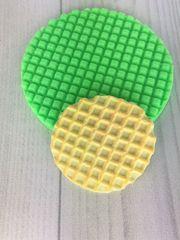 Текстурный коврик «Вафля»