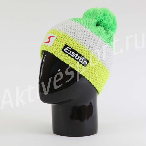 шапка Eisbar star neon pompon sp