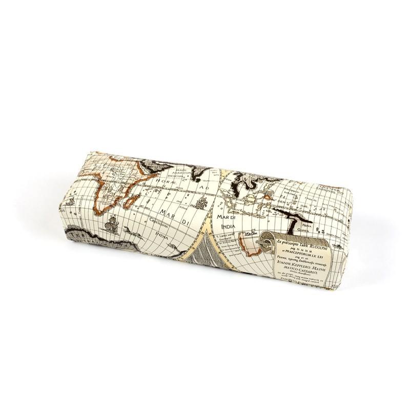 Валик для рук Подлокотник кожаный для рук (Карта мира) podlokotnik-kozhanyj-dlya-ruk-karta-mira-bezhevaya.jpeg