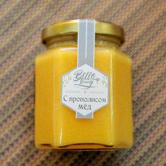 Медовик мёд с прополисом 200 мл