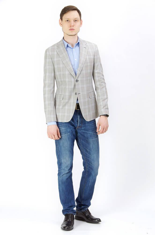 Пиджаки Slim fit SACO / Пиджак приталенный slim fit IMGP9454.jpg