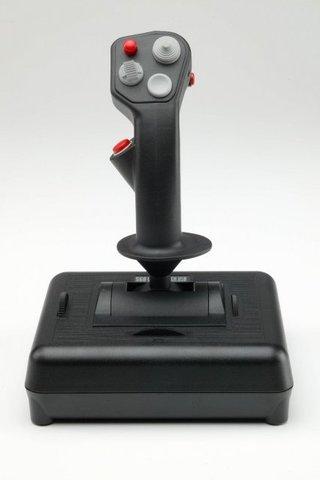 CH Products F-16 Combat Stick 568 USB PC