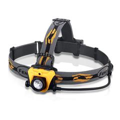 Налобный фонарь Fenix HP01, 210 люмен, жёлтый, XP-G (R5) LED (34004)
