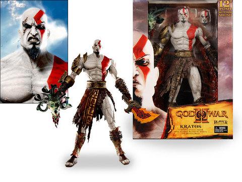 God Of War 2 - Kratos 12