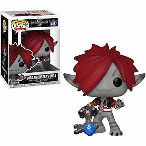 Sora (Monster's Inc.) Kingdom Hearts Funko Pop! Vinyl Figure || Сора