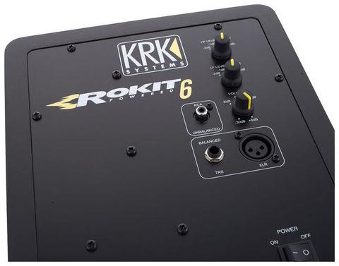 Студийный монитор KRK RP6 RoKit