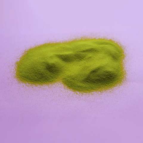 Кварцевый песок (для рисования), желтый 2