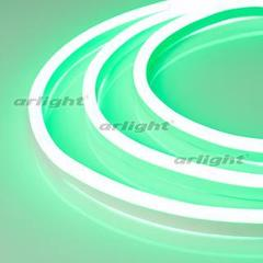 Гибкий неон Arlight-CF2835-Mini-24V Green (16x8mm)