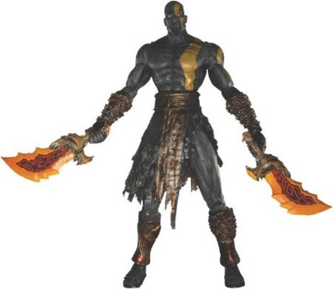 God of War 2: Kratos Dark Odessy