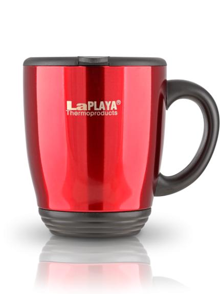 Термокружка LaPlaya DFD 2040 (0,45 литра), красная