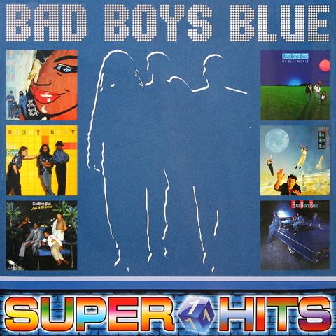 Bad Boys Blue / Super Hits 1 (LP)