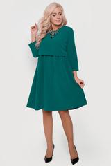 Одна из любимых моделей этого сезона. Невероятно женственное и романтичное платье на подкладке.