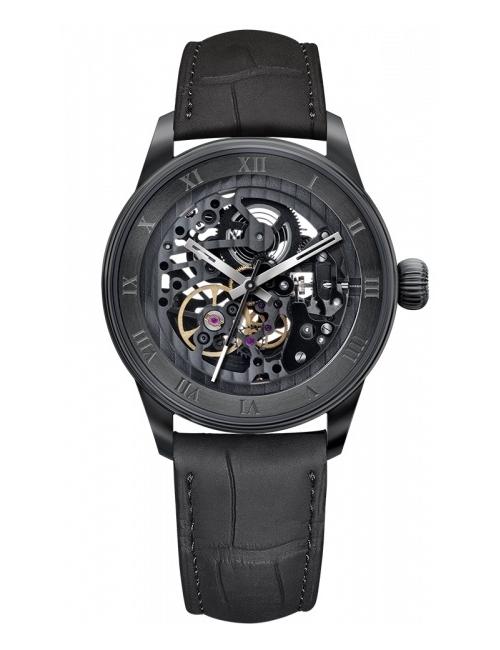 Часы мужские Silvana SR39ANN63RN Black Origins
