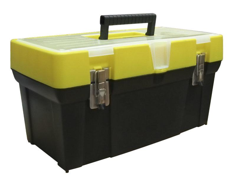 """Ящик для инструмента """"Classic"""" пластмассовый с органайзером в крышке STANLEY 1-93-285"""