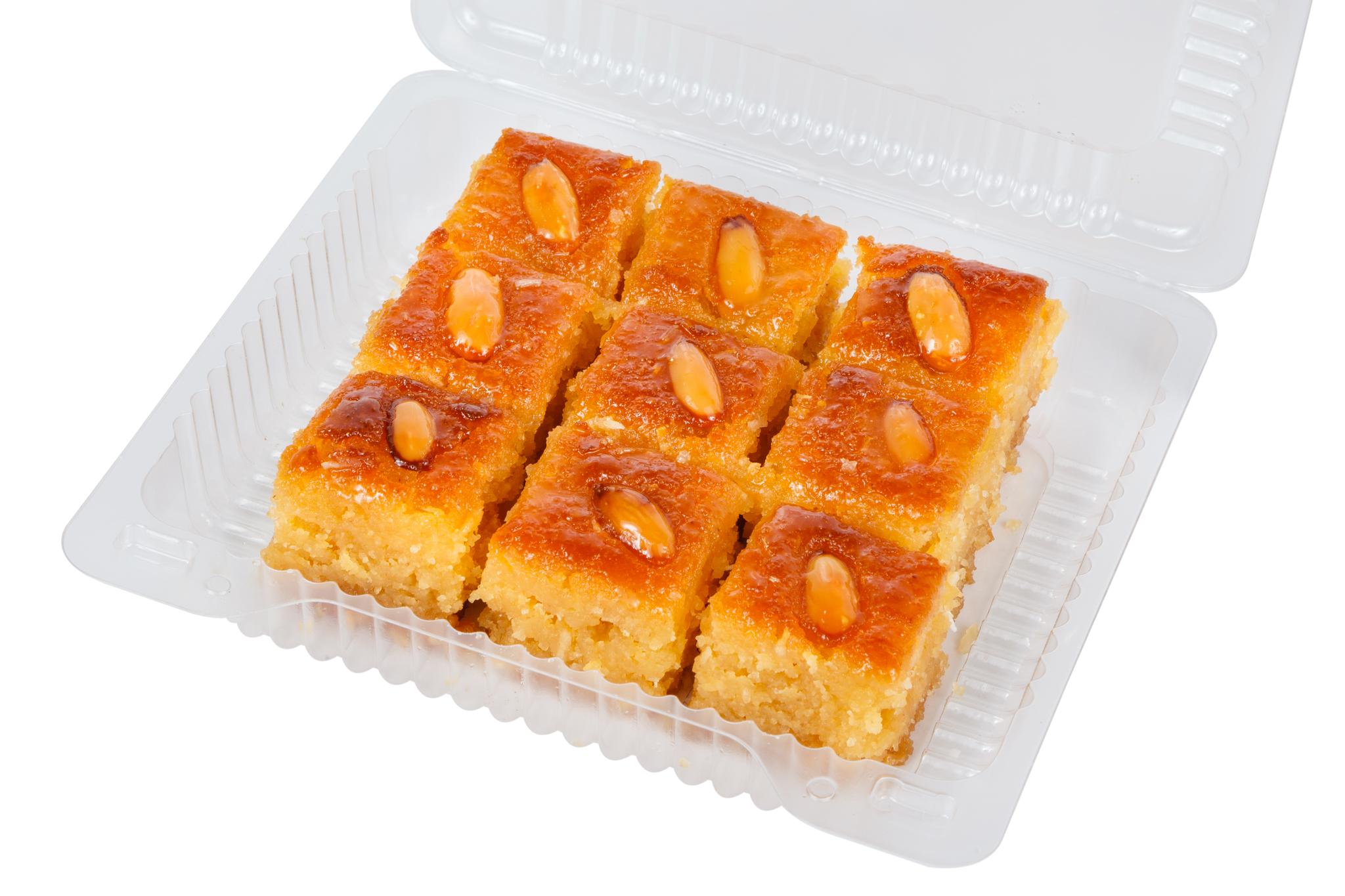 Восточные десерты Восточный десерт Намура с миндалем, 400 г import_files_7e_7e6d0bbf787e11e799f3606c664b1de1_22677810ae6c11e7b011fcaa1488e48f.jpg