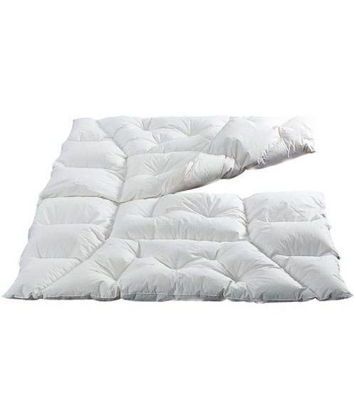 Одеяло пуховое всесезонное 155х200 Dorbena Easy Wash