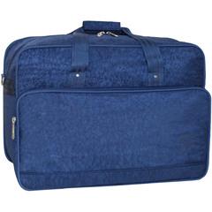 Дорожная сумка Bagland Рига 36 л. 225 синий (0030370)