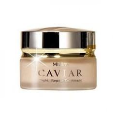 Крем ночной с черной икрой Caviar Night Repair MISTINE
