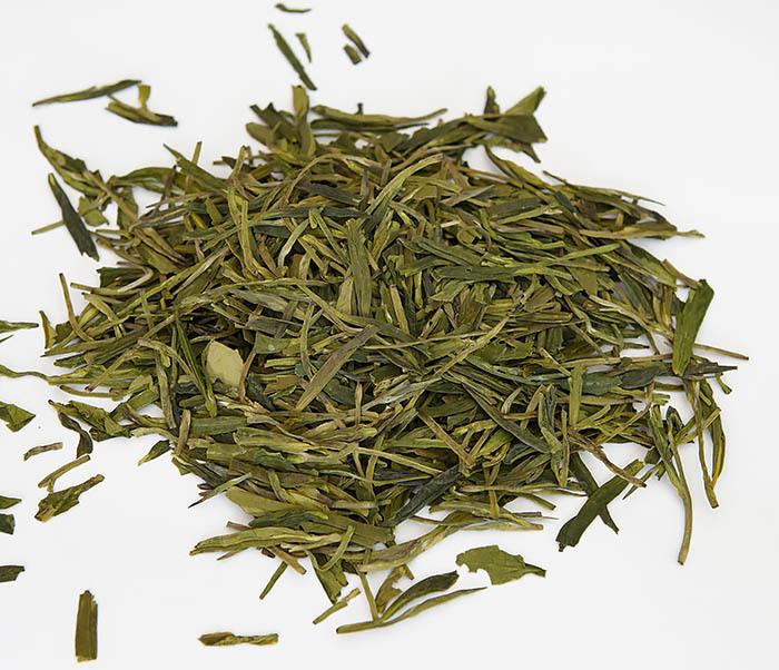 TEA-CH104 Китайский зеленый чай «Колодец Дракона» (Лун Цзин, 10 гр) фото 03