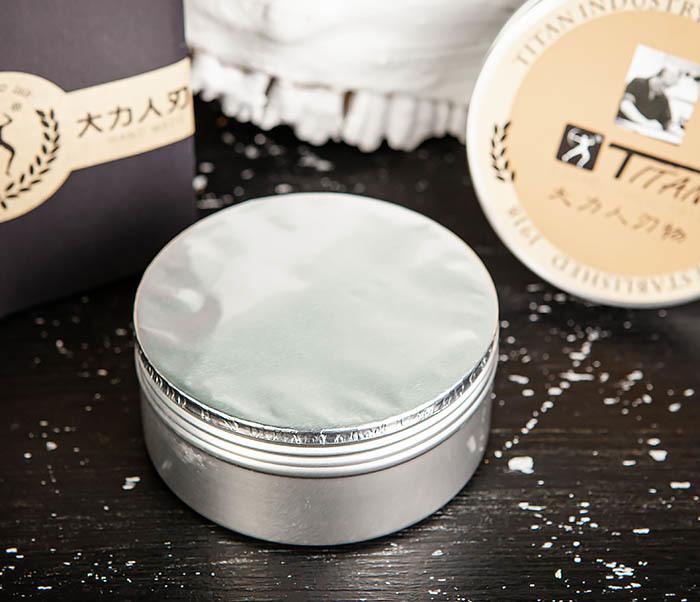 RAZ478 Натуральное мыло для бритья «Titan» (200 гр) фото 05
