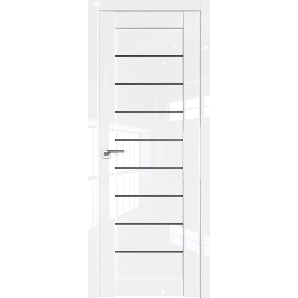 Двери Profil Doors 73L белый люкс стекло графит 73L_Belyy_lyuks_steklo_grafit.jpg