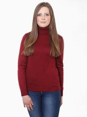 Ж1299-1 джемпер женский, бордовый