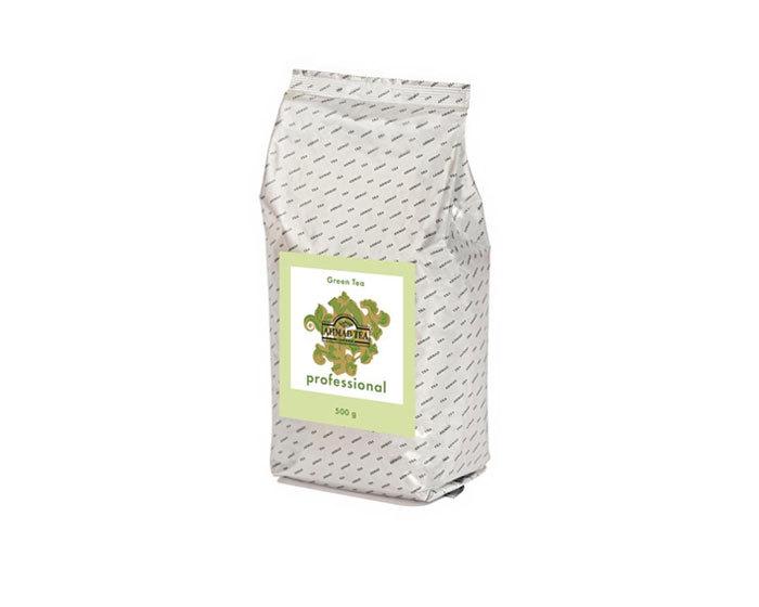 Чай зеленый листовой Ahmad Tea Professional, 500 г (Ахмад)