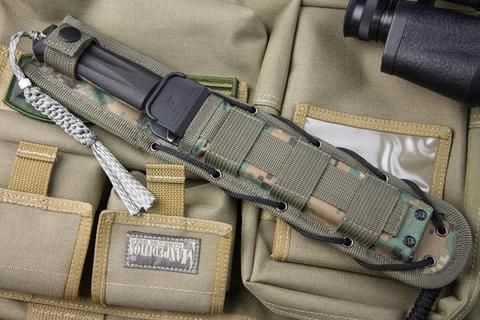 MOLLE многофункциональные ножны Tactical Echelon Camo