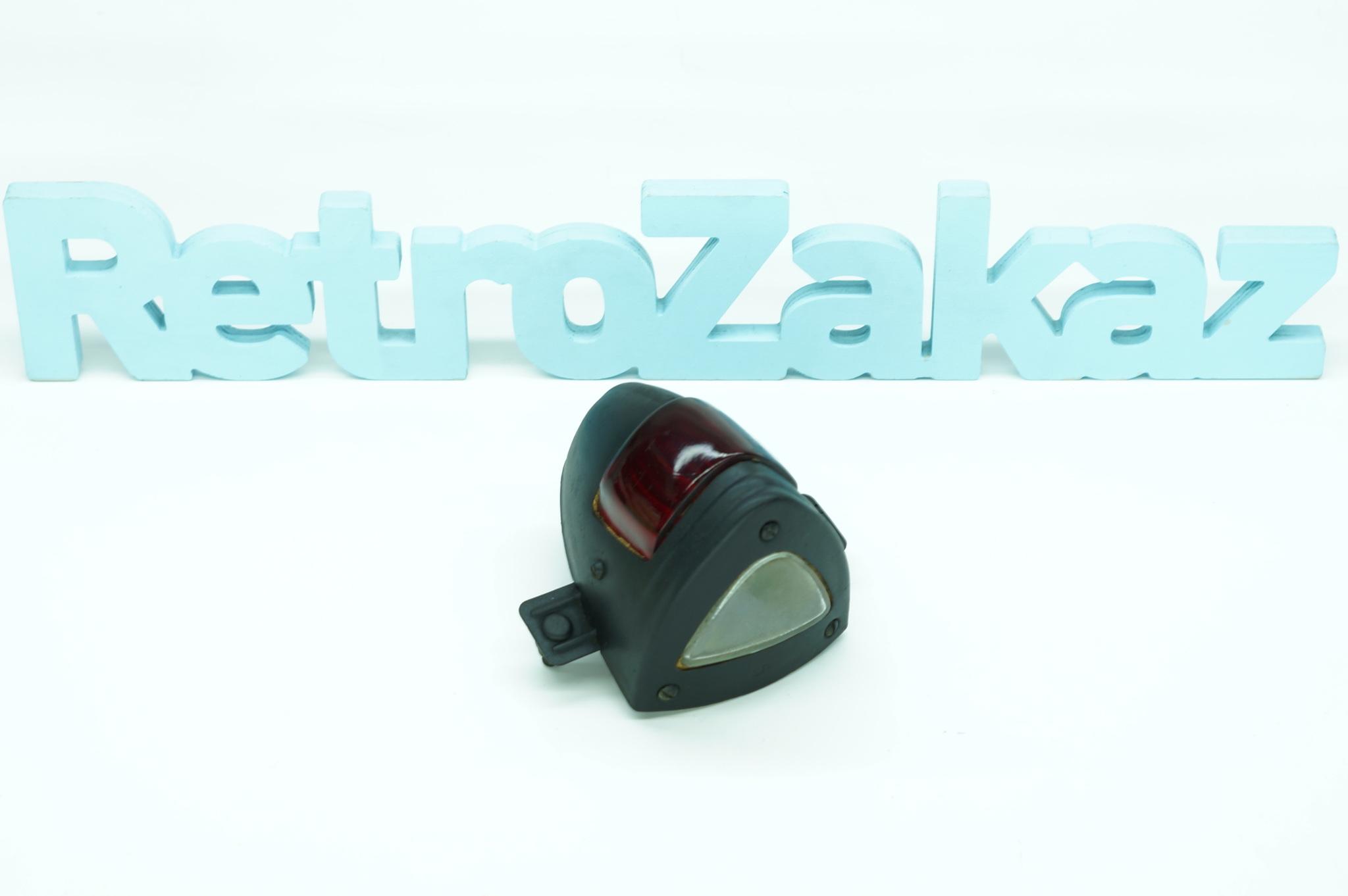 Фонарь освещения заднего номерного знака ГАЗ 20, 72 Победа