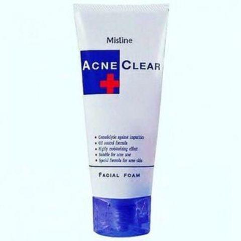 Пенка для умывания Mistine Acne Clear, 85мл (Таиланд)