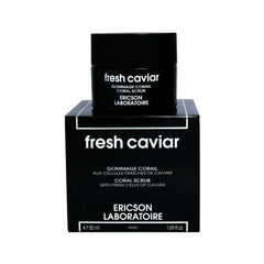 Коралловый скраб Fresh caviar coral scrab