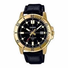 Наручные часы CASIO MTP-VD01GL-1E Black