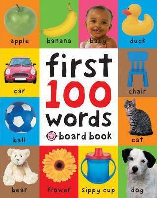 Kitab Words: First 100 Soft to Touch   Roger Priddy
