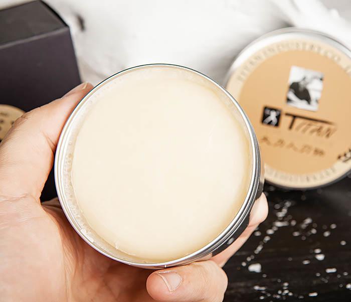 RAZ478 Натуральное мыло для бритья «Titan» (200 гр) фото 07