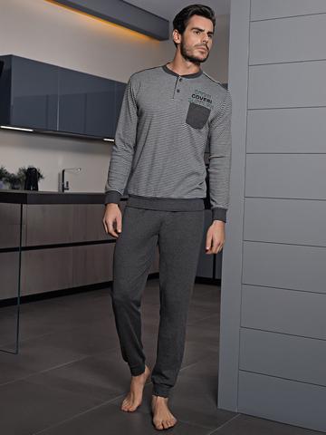 Мужская пижама EP 6074 Pigiama Enrico Coveri
