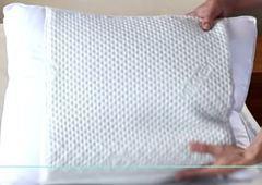 """Ортопедическая накидка на подушку """"Healthy Sleep"""""""
