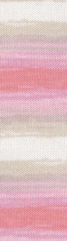Alize Diva batik цвет 2807, пряжа, фото