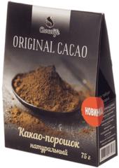 Какао-порошок натуральный, 75г. (Чоколайф)