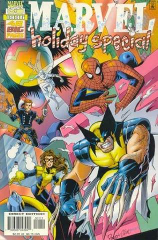 Marvel Holiday Special #1996