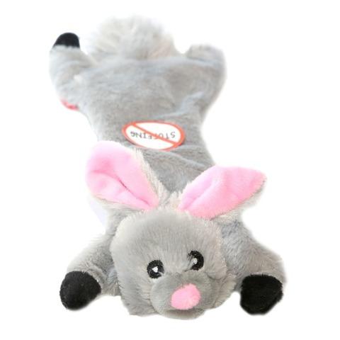 NEMS игрушка для собак кролик с пищалками 30 см