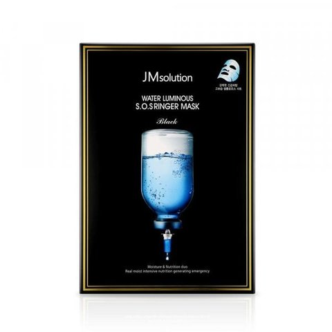 JMsolution Water Luminous S.O.S. Ringer Mask