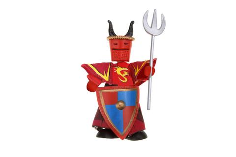 Le Toy Van. Красный рыцарь