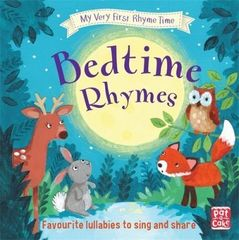 My Very First Rhyme Time: Bedtime Rhymes : Favourite bedtime rhymes with activities to share