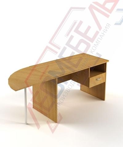 П-01 Угловой элемент к офисным столам С-01, С-02, С-03, С-04