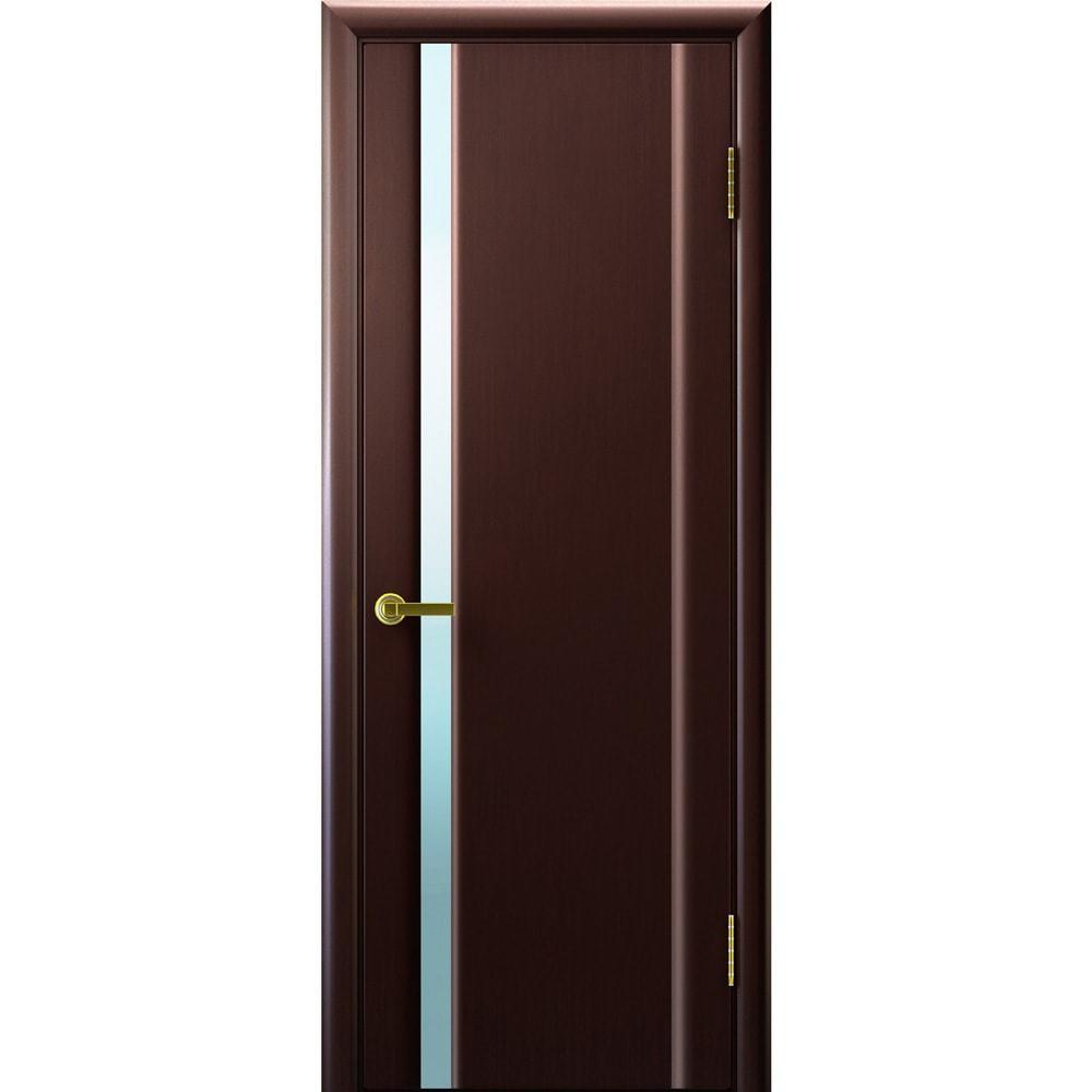 Ульяновские шпонированные двери Синай 1 венге со стеклом tehno-1-po-venge-dvertsov-min.jpg