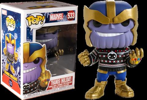 Thanos (Holiday) Funko Pop! Vinyl Figure || Танос