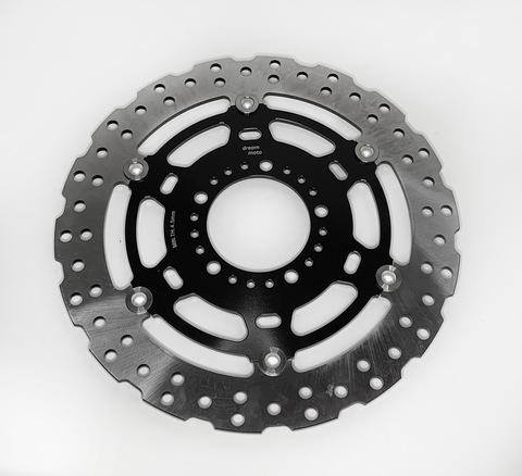 Передние тормозные диски Dream-moto (2 шт.) для Kawasaki Z800 2013-2016