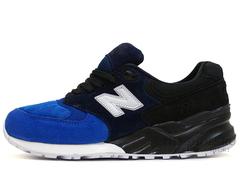 Кроссовки Мужские New Balance 999 Blue Black Summer